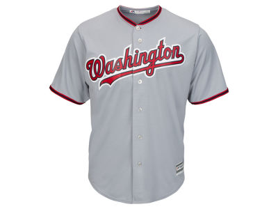 MLB Men's Blank Replica Cool Base Jersey