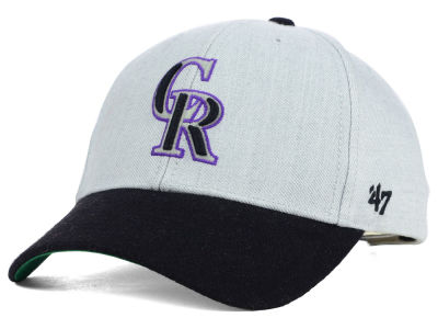 Colorado Rockies '47 MLB Munson '47 MVP Cap