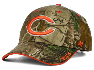 Chicago Bears '47 NFL Realtree Frost MVP Cap