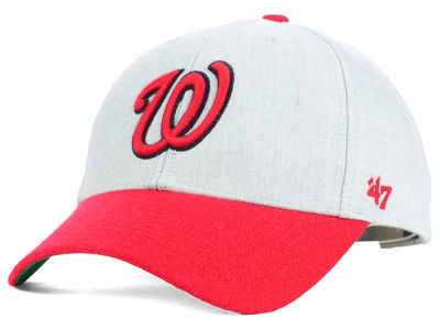 Washington Nationals '47 MLB Munson '47 MVP Cap