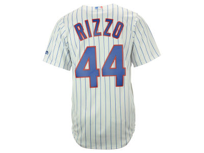 Chicago Cubs Anthony Rizzo Majestic MLB Men's Player Replica CB Jersey