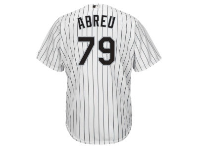 Chicago White Sox Jose Abreu Majestic MLB Men's Player Replica CB Jersey