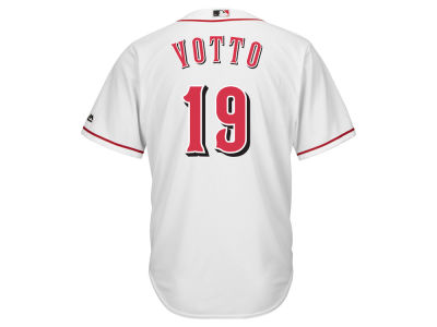 Cincinnati Reds Joey Votto Majestic MLB Men's Player Replica CB Jersey