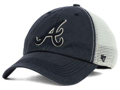 Atlanta Braves '47 MLB Incognito '47 CLOSER Cap