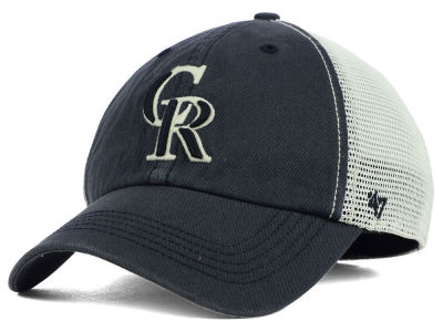 Colorado Rockies '47 MLB Incognito '47 CLOSER Cap