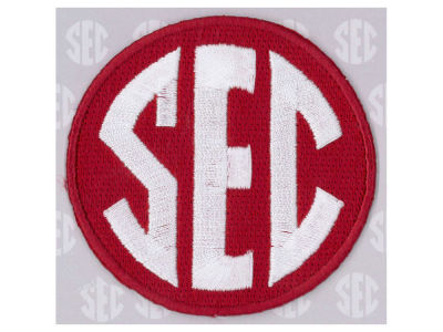 Alabama Crimson Tide SEC Conference Patch