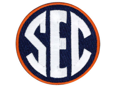 Auburn Tigers SEC Conference Patch