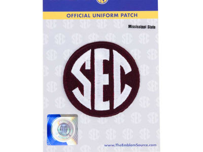 Mississippi State Bulldogs SEC Conference Patch