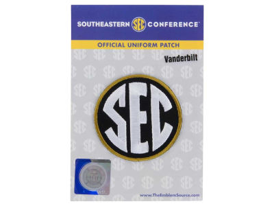 Vanderbilt Commodores SEC Conference Patch
