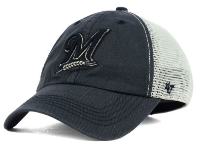 Milwaukee Brewers '47 MLB Incognito '47 CLOSER Cap