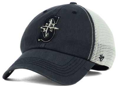 Seattle Mariners '47 MLB Incognito '47 CLOSER Cap