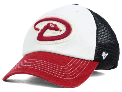 Arizona Diamondbacks '47 MLB Privateer '47 CLOSER Cap
