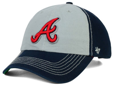 Atlanta Braves '47 MLB McGraw '47 CLEAN UP Cap
