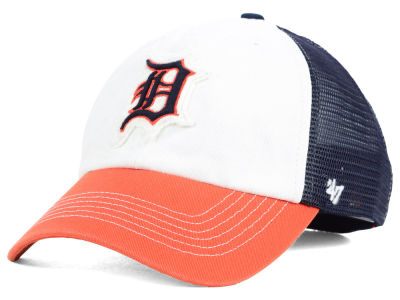 Detroit Tigers '47 MLB Privateer '47 CLOSER Cap