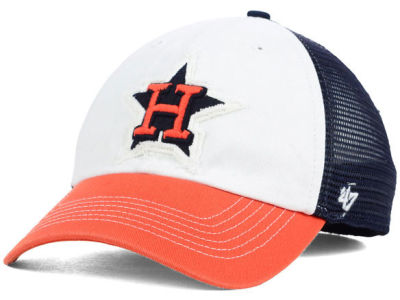 Houston Astros '47 MLB Privateer '47 CLOSER Cap