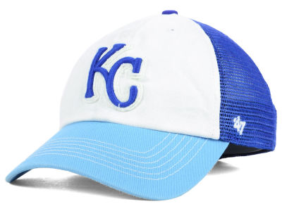 Kansas City Royals '47 MLB Privateer '47 CLOSER Cap