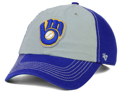 Milwaukee Brewers '47 MLB McGraw '47 CLEAN UP Cap