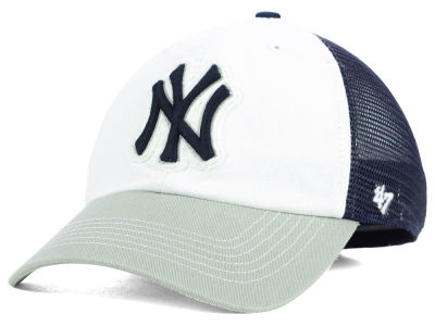New York Yankees '47 MLB Privateer '47 CLOSER Cap