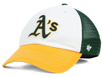 Oakland Athletics '47 MLB Privateer '47 CLOSER Cap