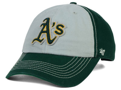 Oakland Athletics '47 MLB McGraw '47 CLEAN UP Cap