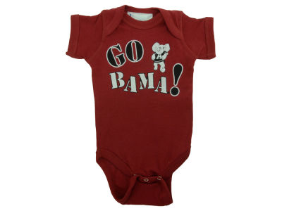Alabama Crimson Tide NCAA Newborn Go Mascot Creeper