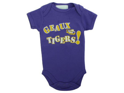 LSU Tigers NCAA Newborn Go Mascot Creeper