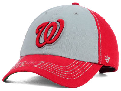 Washington Nationals '47 MLB McGraw '47 CLEAN UP Cap