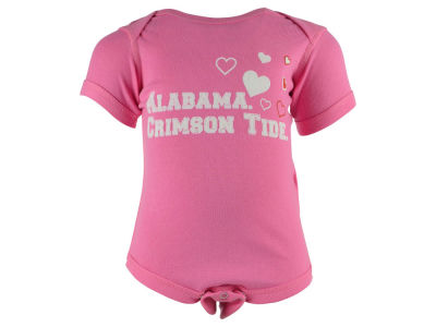 Alabama Crimson Tide NCAA Newborn Love Little Creeper