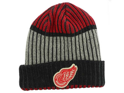Detroit Red Wings Reebok NHL Cuffed Ribbed Knit