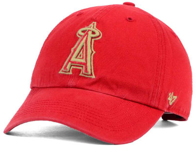 Los Angeles Angels '47 MLB Stillwater '47 CLEAN UP Cap