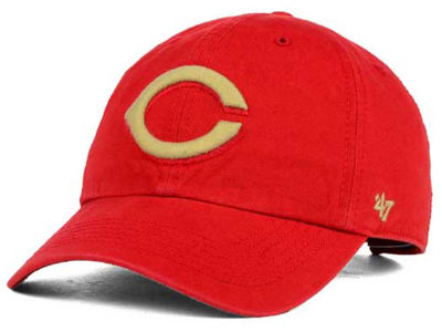 Cincinnati Reds '47 MLB Stillwater '47 CLEAN UP Cap