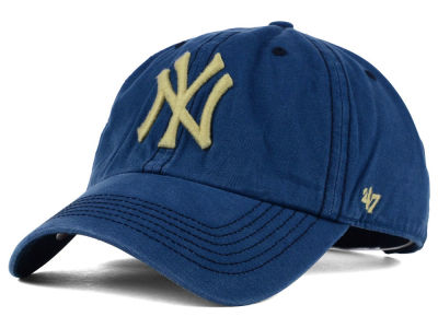 New York Yankees '47 MLB Stillwater '47 CLEAN UP Cap