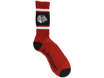Chicago Blackhawks '47 Duster Crew Socks