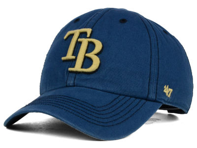 Tampa Bay Rays '47 MLB Stillwater '47 CLEAN UP Cap