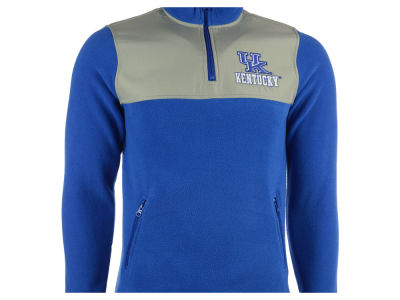 Kentucky Wildcats NCAA Youth Polar Half Zip Fleece Jacket