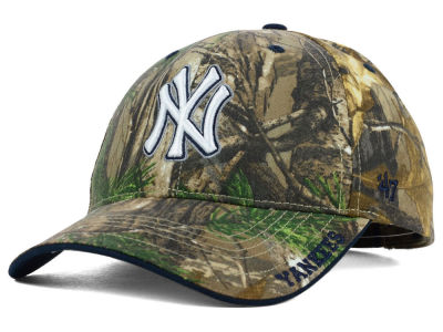 New York Yankees '47 MLB Real Tree Frost Cap
