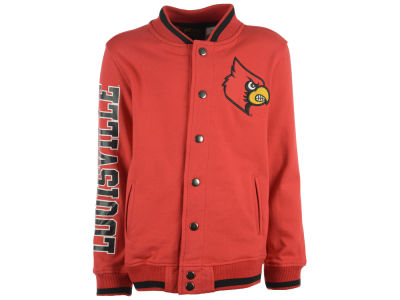 Louisville Cardinals NCAA Youth Varsity Jacket