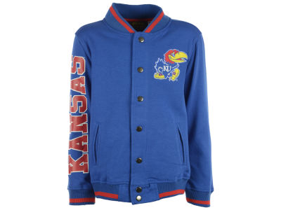 Kansas Jayhawks NCAA Youth Varsity Jacket