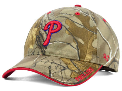 Philadelphia Phillies '47 MLB Real Tree Frost Cap