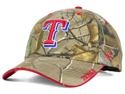 Texas Rangers '47 MLB Real Tree Frost Cap