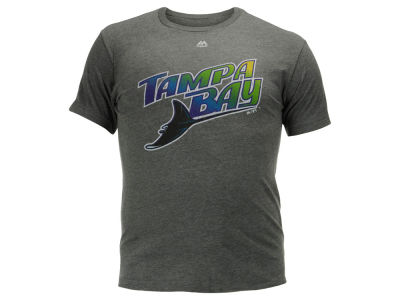 Tampa Bay Rays MLB Men's Leadoff Cooperstown T-Shirt