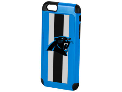 Carolina Panthers Iphone 6 Dual Hybrid Case
