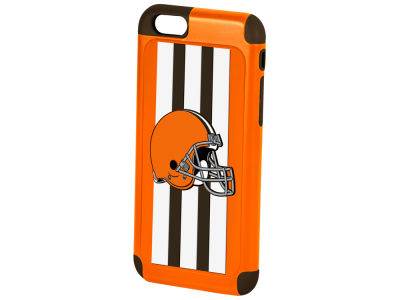 Cleveland Browns Iphone 6 Dual Hybrid Case