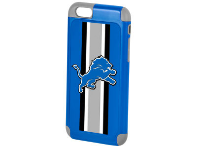 Detroit Lions Iphone 6 Dual Hybrid Case
