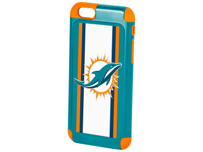 Miami Dolphins Iphone 6 Dual Hybrid Case