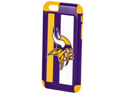 Minnesota Vikings Iphone 6 Dual Hybrid Case