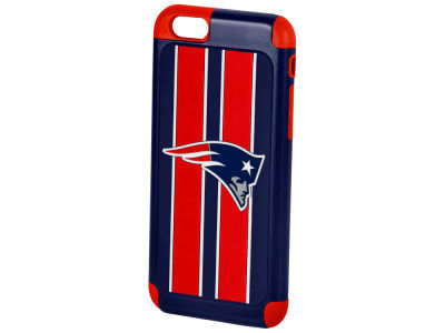 New England Patriots Iphone 6 Dual Hybrid Case