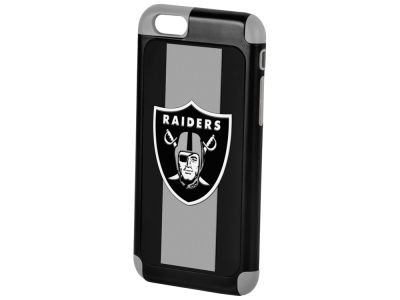 Oakland Raiders Iphone 6 Dual Hybrid Case