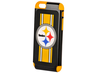 Pittsburgh Steelers Iphone 6 Dual Hybrid Case
