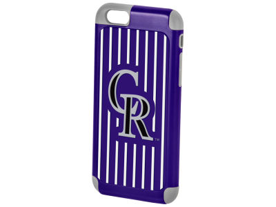 Colorado Rockies Iphone 6 Dual Hybrid Case